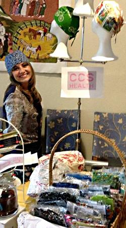 Colaboración CCS-Health con Mercadillo Solidario Soroptimist
