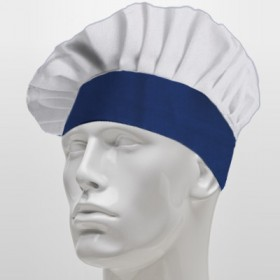Azul Marino y Blanco