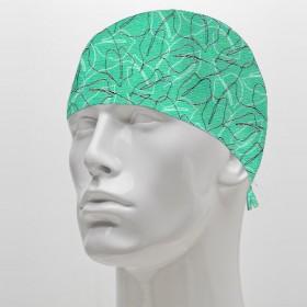 Imagen Abstracta (fondo verde)